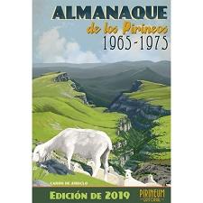 Ed. Pirineum Almanaque de los Pirineos 1965-1975