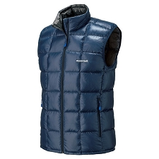 Montbell Superior Down Vest