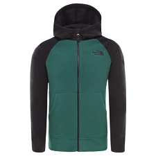 The North Face Glacier Fz Hoodie Recycled Boy