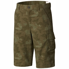 Columbia Silver Ridge Printed Short Boy
