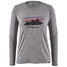 Patagonia WS L/S CAP COOL DAILY GRAPHIC SHIRT