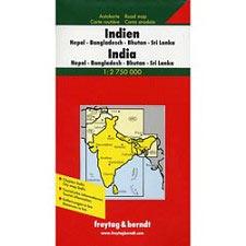 Ed. Freytag & Berndt Indien - Népal - Bangladesh - Sri Lanka