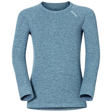 Odlo Top Crew Neck LS Active Warm Kids