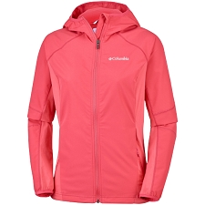 Columbia Sweet As Softshell Hoodie W