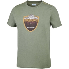 Columbia Hillvalley Forest Ss Tee