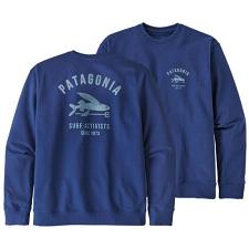 Patagonia Surf Activists Uprisal Crew Sweatshirt