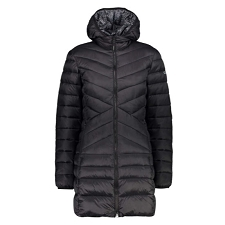 Campagnolo Coat Zip Hood W