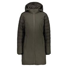 Campagnolo Light Softshell Coat Zip Hood W