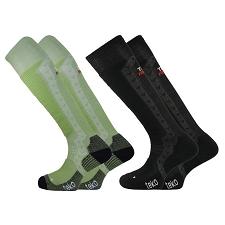 Teko Freeride Ski Socks 2p