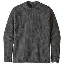 Patagonia Ms Recycled Wool Sweater Hex Grey