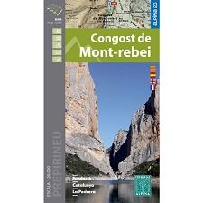 Ed. Alpina Congost De Mont Rebei