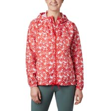 Columbia Flash Forward Printed Windbreaker W
