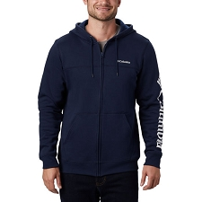 Columbia Logo Fleece Full Zip