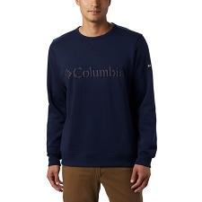 Columbia Columbia Logo Fleece Crew