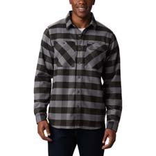 Columbia Outdoor Elements Strech Flannel