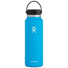 Hydro Flask 40Oz Wide Mouth W/Flex Cap 2.0