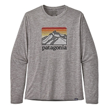 Patagonia L/S Cap Cool Daily Graphic Shirt