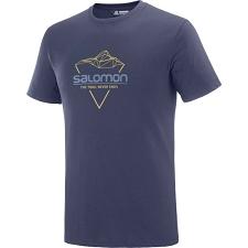 Salomon Blend Logo Tee
