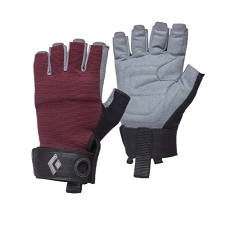 Black Diamond Crag Half-Finger Gloves W