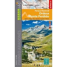 Ed. Alpina Carpeta Ordesa Monte Perdido 1:25000