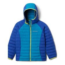 Columbia Powder Lite Hooded Girls