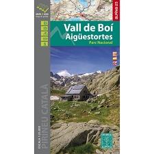 Ed. Alpina Mapa Vall de Boí 1:25000