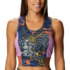 Columbia Windgates II Cropped Tank W