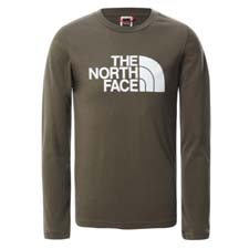 The North Face Easy LS Tee Youth