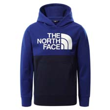 The North Face Surgent Pullover Block Hoodie Boy