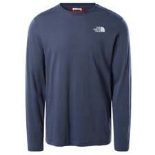 The North Face Red Box LS Tee