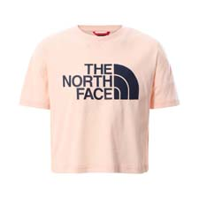 The North Face Easy Cropped Tee Girl