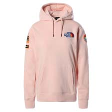 The North Face Novelty Patch Hoodie W