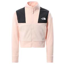 The North Face Surgent Cropped Fleece Girl