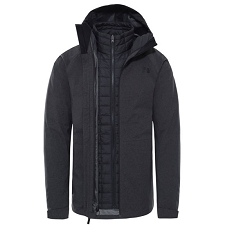 The North Face M Thermoball Eco Triclimate Jkt Tnfdarkg