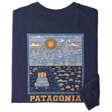 Patagonia Long-Sleeved Summit Road Responsibili-Tee