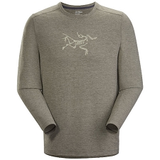 Arc'teryx Cormac Logo Ls Mens
