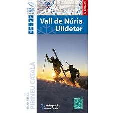Ed. Alpina Vall de Núria 1:25000