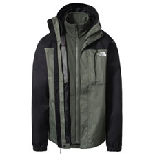 The North Face Quest Zip-In Triclimate Jacket