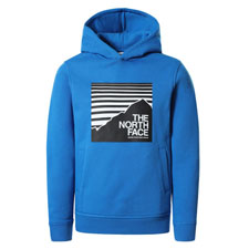 The North Face Box Crew Hoodie Youth