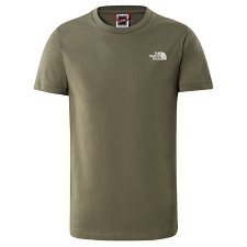 The North Face Y S/S Simple Dome Tee