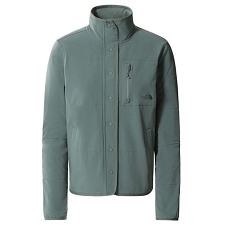 The North Face Snap Front Mountain Shirt Jacket W