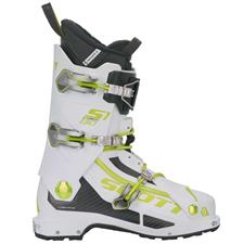 Scott Bota Esqui S1 Carbon White/green
