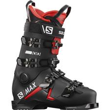 Salomon Boots S/Max 100 Black/Red/White