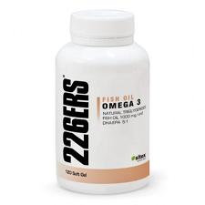 226ers Fish Oil Omega 3 Softgel 120 unidades