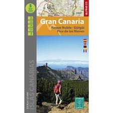 Ed. Alpina Carpeta Gran Canaria 1:25000
