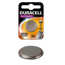 Duracell Pile bouton 3V Lithium - DL2032