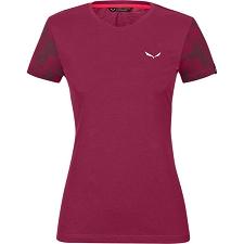 Salewa Camou Sleeve Dry T-Shirt W