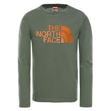 The North Face Easy Tee LS Youth