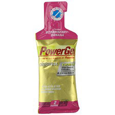 Powerbar Powergel Sodium Strawberry (1 Unité)