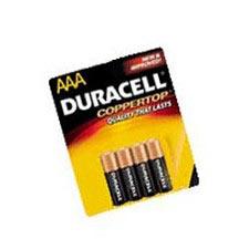 Duracell Alcalina AAA
